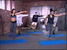 ▶ Sinkó Andrea - 3 edzésprogram 1 filmben (Kick-Box Aerobik,Zsírégető erősítés,Stretching) - YouTube