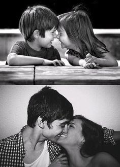 Life long love.