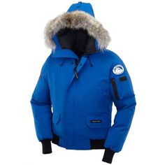 Canada Goose Men's PBI Chilliwack Bomber helping the polar bears and standing out from the crowd. #rdguk #henley #caversham