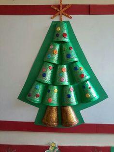 arbolito de navidad para los niños.