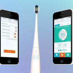Uma escova de dentes inteligente | High-Tech Girl  Kolibree