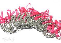 Flower Girl Bracelet Kids Jewerly Personalized by ElwynJewelry