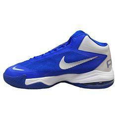 Amazon.com : Nike Unisex Air Max Audacity TB Running Shoes (12 (m) 13.5 (w), Game Royal/Metallic Silver-White) : Sports & Outdoors