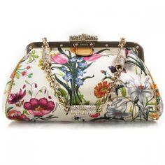 Floral evening bag - GUCCI