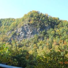 Devils looking Glass. Erwin, TN I've been by this!