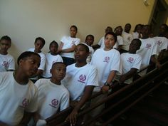 students at Imagine Charter School in Washington DC to perform