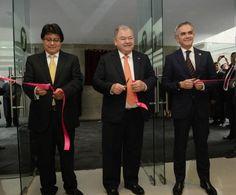 Asiste Jefe de Gobierno a la inauguración de las instalaciones anexas del Reclusorio Sur