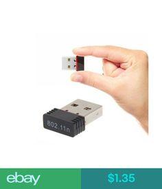$1.35 - For Usb 2.0 802.11N 150Mbps Wifi Network Adapter Window Linux Pc Laptop 1X Mini #ebay #Electronics Mini For Sale, Wireless Lan, Linux, Wifi, Usb Flash Drive, Laptop, Computers, Wireless Network, Ebay
