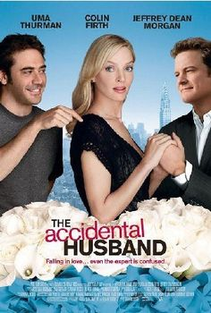The accidental husband 2008 Online Full Movie.When radio love guru Dr Emma Lloyd convinces Patrick Sullivan's fiancée to dump him the week before their wedding. He sets about teaching her a lesson …