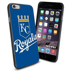 "NCAA-Kansas City Royals, iPhone 6 4.7"" Case Cover Protector for iPhone 6 TPU Black Rubber Case SHUMMA http://www.amazon.com/dp/B00Y5H82ZO/ref=cm_sw_r_pi_dp_ccykwb0EM08J0"