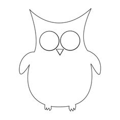 owl template | owl ideas