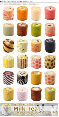 roll cake