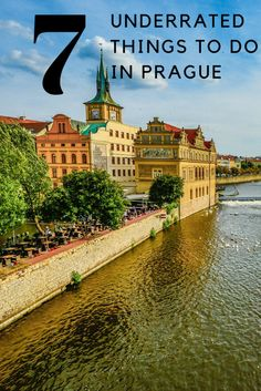 Prague's Best Kept Secrets - Discover what to do off the beaten path in Prague!