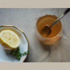Tisane thym citron miel