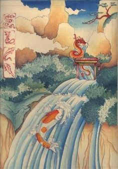 A-post about keeping koi fish and the true meaning of keeping them at home. If you are serious about keeping koi fish, read this post now to know more about koi fish meaning. Koi Dragon Tattoo, Pez Koi Tattoo, Dragon Koi Fish, Koi Fish Pond, Koi Ponds, Fish Tattoos, Tatoos, Koi Art, Fish Art