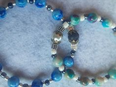 Insieme per sempre bracciale per la coppia perline di giada | Etsy Beaded Bracelets, Charmed, Etsy, Jewelry, Jewlery, Jewels, Jewerly, Jewelery, Seed Bead Bracelets