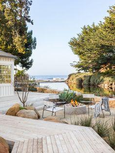 Home Remodel Exterior .Home Remodel Exterior Seaside Garden, Coastal Gardens, Beach Gardens, Outdoor Gardens, Outdoor Rooms, Outdoor Living, Outdoor Furniture Sets, Outdoor Decor, Landscape Design