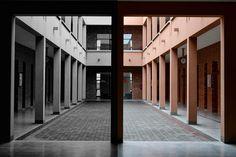 Project : Barret Hodgson School, Toba Tek Singh, Pakistan Design Team : Habib Fida Ali & Mansoor Ghanchi Contractors: Techforce, Lahore  Published by: Archi Times