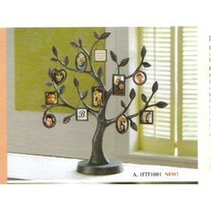 Hallmark Family Tree FTF1001 Metal Family Tree