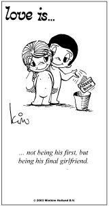 This is one of my favorite cartoons EVER.  Not too many people remember them.  *sigh*  Love is...