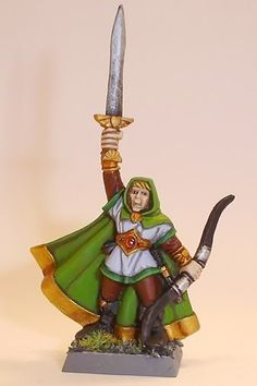 warhammer quest photo: Warhammer Quest Elf wqelf.jpg
