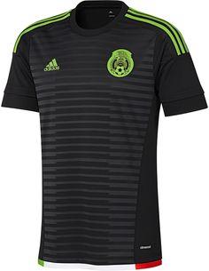 Mexico 2015-16 adidas Home
