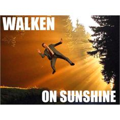 Christopher Walken!