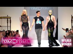 Find out more here: http://www.marcomarcounderwear.com Music by Ryan Skyy: https://www.youtube.com/user/ryanskyy Marco Marco Complete Runway show at New York...