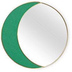 Choose from large wall mirrors, free-standing dressing table mirrors & round mirrors - shop now! Unique Mirrors, Round Mirrors, Mirror Shop, Dressing Table Mirror, Mirrors Online, Board, Green, Silver, Dresser Mirror