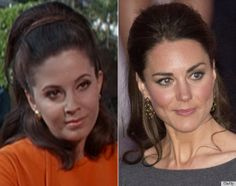 Kate Middleton's Secret Style Inspiration: Barbara Parkins In 'Valley Of The Dolls'?