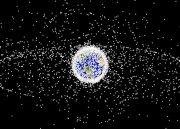 Sabías que 58 años de basura espacial nos rodean