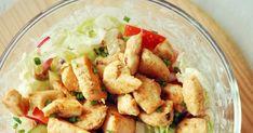 Blog z dietetycznymi, zdrowymi przepisami opisanymi wartościami odżywczymi. Aga, Potato Salad, Food And Drink, Chicken, Cooking, Ethnic Recipes, Fitness, Blog, Diet