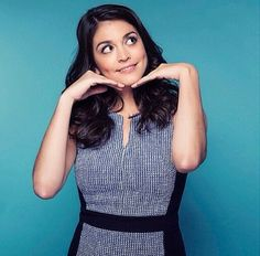 Cecily Strong, too cute!