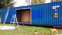 Pros and Cons for Building a Container House