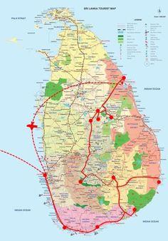 7 Sri Lanka | Anne en Jacob gaan trouwen.huwelijksreis
