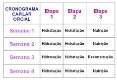 Luana Oliveira: Como montar meu Cronograma Capilar?