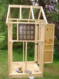 Garden Tool Shed Ideas Garden tool sheds plans garden tool shed plans garden tool shed my husband building my garden tool shed with a window from the 1800s that i bought workwithnaturefo
