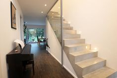 10 besten treppe bilder auf pinterest treppen innenarchitektur und moderne treppen. Black Bedroom Furniture Sets. Home Design Ideas