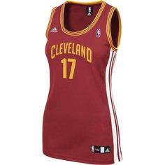 Ladies Anderson Varejao #17 Replica Jersey $65.00
