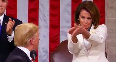 """So, Nancy Pelosi won't allow formal impeachment hearings in the House unless she is sure that the Democrats can drag along at least enough of those pesky Republicans to make for a """"Who shot JR?"""" style finale in the Senate, huh? Red State, State Of The Union, Leadership, House Speaker, Mitch Mcconnell, Members Of Congress, Republican Party, Federal"""