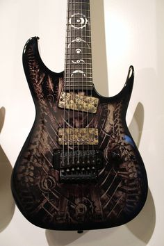 Dean USA Rusty Cooley RC7 Xenocide Signature 7-String w/ Bare Knuckle Pickups