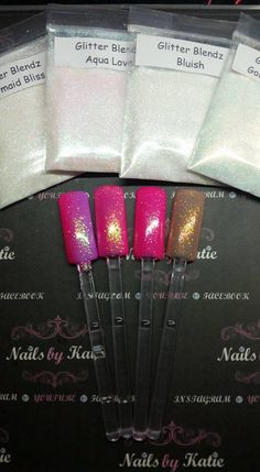 These are the mermaid glitters now back in stock. $16 set of 4 at Glitter Blendz facebook page.