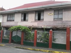 oldest house in calle rizal Classic Architecture, Garage Doors, Outdoor Decor, House, Home Decor, Classical Architecture, Home, Haus, Interior Design