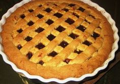 Greek Sweets, Greek Desserts, Greek Recipes, Wine Recipes, Cooking Recipes, Cookie Dough Pie, Cafe Food, Pasta, Food To Make