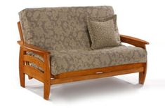 Corona Love Seat Futon Package