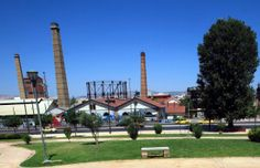 Technopolis Cultural Identity, Educational Programs, Cultural Events, Mansions, House Styles, City, Athens Greece, Greek, Industrial