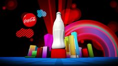 We conceptualised, directed and developed the 2010 night visuals package for 5 brands of the Coca-Cola Company – a set of visuals to be displayed throughout Spain during sponsored night events. This set is based on Coca-Cola's key brand values: open happiness, optimisim, originality and authenticty.  Project Info Client: The Coca-Cola Company - http://www.cocacola.es Production Company: Eldorado Entertainment - http://www.eldoradoenter.com  Our role Concept, Art Direction, Design, 3D ...