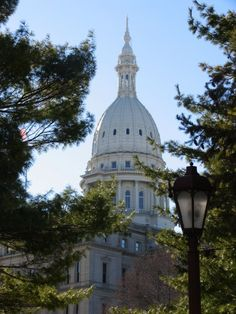 A Capitol Salute to Michigan's 175th