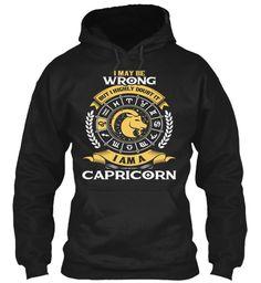 I Am A Capricorn