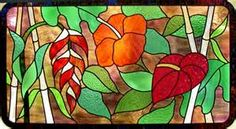 Tropical Stained Glass Patterns - Bing images